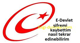 e-devlet şifresini unuttum bilgi-dunyasi.com