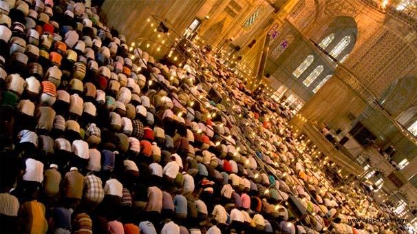 İl il 2012 Ramazan Bayramı namaz saatleri
