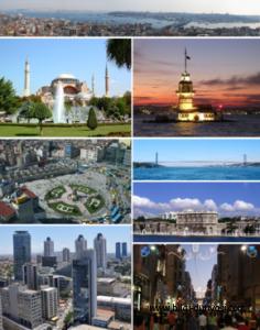 İstanbulda Gezilecek Yerler  İstanbulun Nesi Meşhur  İstanbulun Tarihçesi