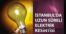 İstanbulda hangi ilçe ve mahallerde elektrik kesintisi olacak ağustos 2012 www.bilgi-dunyasi.com