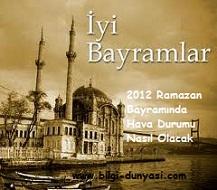 2012 Ramazan Bayramında Hava Durumu Nasıl Olacak www.bilgi-dunyasi.com