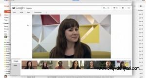 Google gmail Çoklu Sohbet (Hangouts in Gmail) www.bilgi-dunyasi.com