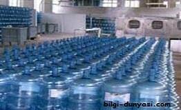 Yeni kirli damacana su markaları sağlık bakanlığı tarafından açıklandı
