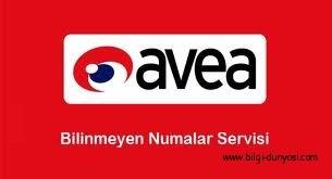 AVEA Bilinmeyen Numara Sorgulama Öğrenme nasıl yapılır ve fiyatı