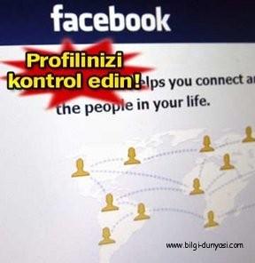 Facebook sizin adınıza size sormadan paylaşım yapıyor