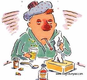 Grip, Soğuk Algınlığı, Grip Aşısı, Korunma ve Tedavi Yolları