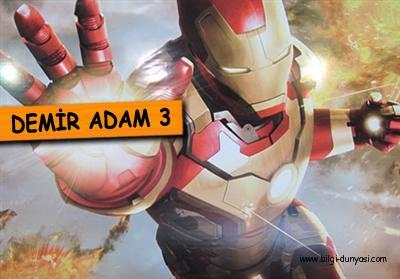 Iron Man 3 - Demir Adam'ın ilk fragmanı yayımlandı