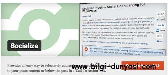 En İyi 10 WordPress Sosyal Paylaşım Eklentisi5